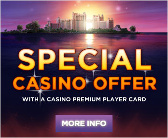 Atlantis bahamas casino players card party casino $10 free no deposit