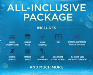 Atlantis All Inclusive Packages